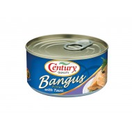 Bangus - Milkfish with black beans in marinade 184g Century