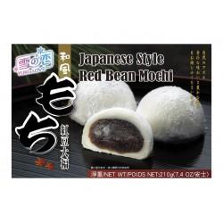Mochi ricecake Aduki red bean 210g Yuki&love