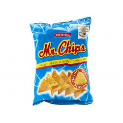 Mr chips nacho cheese 100g Jack 'n Jill