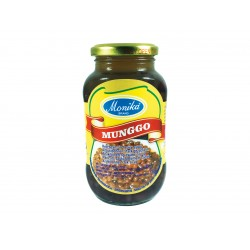 munggo red beans in heavy syrup 340g Monika