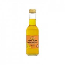 mustard oil 100% pure external use only 250ml ktc