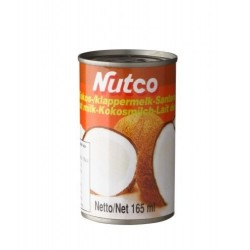 coconut milk 165ml Nutco