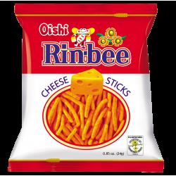 Rinbee cheese sticks 24g Oishi
