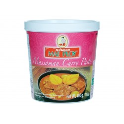 Massaman Curry paste 400g Mae Ploy