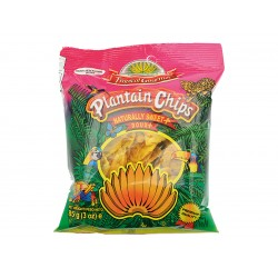 Plantain chips sweet 85g Tropical Gourmet