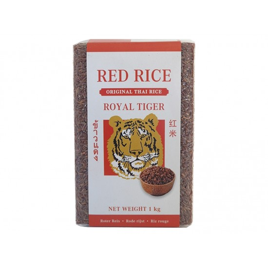 red rice 1kg royal tiger