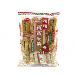 rice crackers with seaweed flavor 150g bin bin