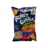 Rollercoaster chips 85g