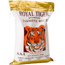 Jasmin rice 18 kg Royal Tiger
