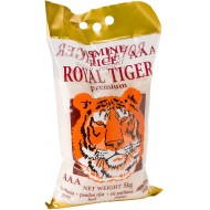 Jasmin rice 5kg Royal Tiger