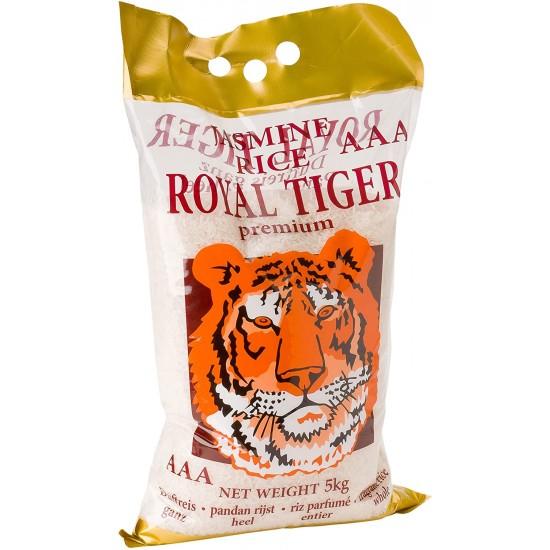 Jasmin rice 5kg Royal Tiger