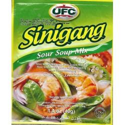 Sinigang sour soup mix 40g UFC