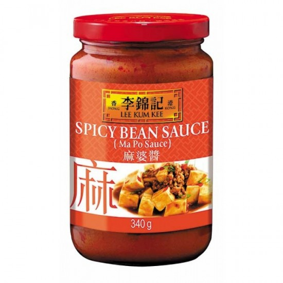 Spicy bean sauce (Ma Po sauce) 340g Lee Kum Kee
