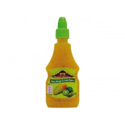 Spicy mango lime sauce 300ml Lobo
