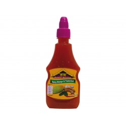 Spicy mango tamarind sauce 300ml Lobo