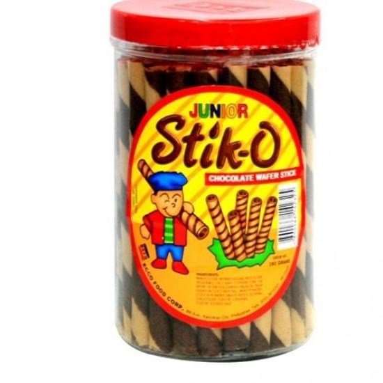 Stik-o chocolate wafer stick 380g