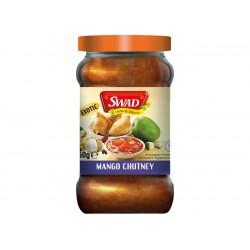 Mango chutney exotic 350g Swad