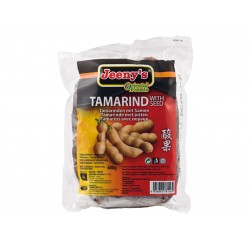 Tamarind with seed 400g Jeeny's