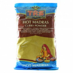 Hot madras curry powder 400g TRS