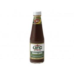 Banana sauce sweet & spicy 320g UFC