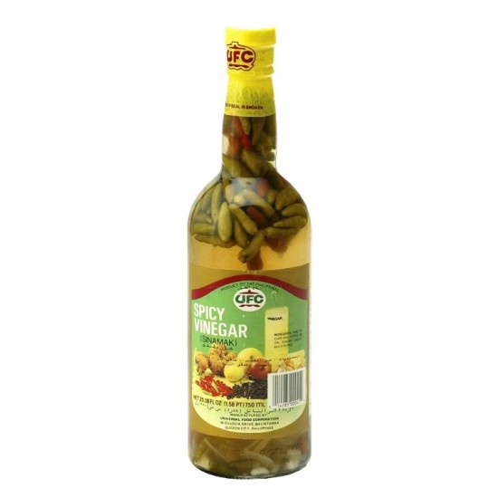 Spiced vinegar sinamak 750ml UFC