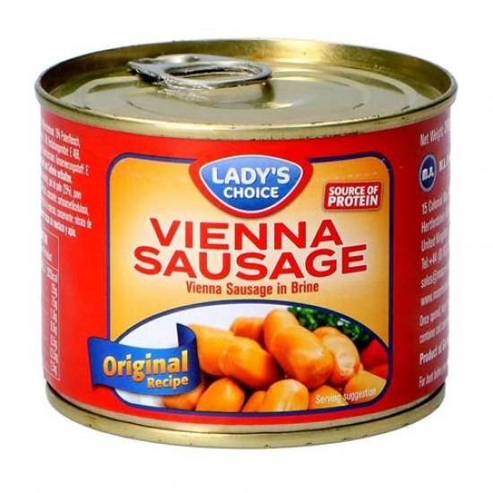 Vienna sausage chicken 200g Lady's choice