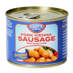 Vienna sausage pork 200g Lady's choice