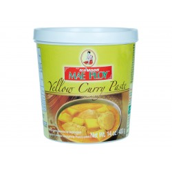 Yellow curry paste 400g Mae Ploy
